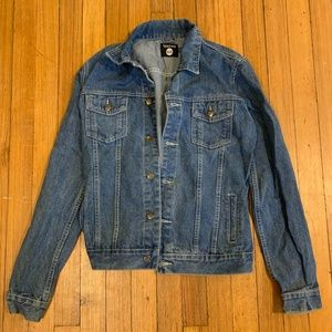 [like new] Boohoo Blue Jean Jacket Sz 4